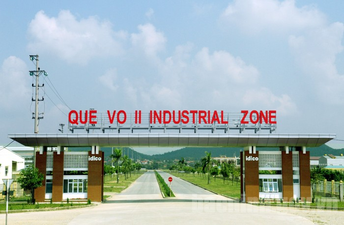 Que Vo II Industrial Park – Ready-built Factory for Lease