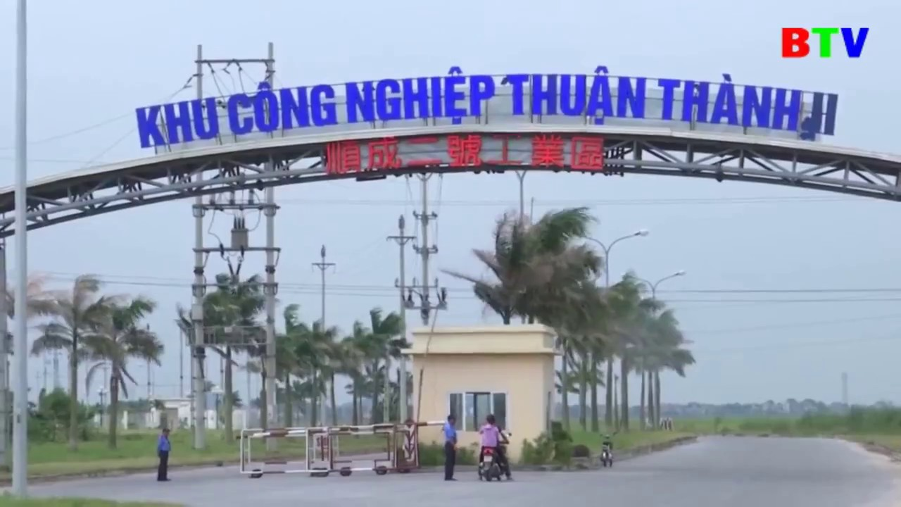 Thuan Thanh II Industrial Park - Ready Built Factory for Lease