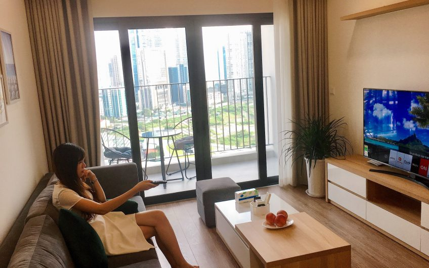 SKYPARK 3-BEDROOM, FULLY FURNISHED APARTMENT