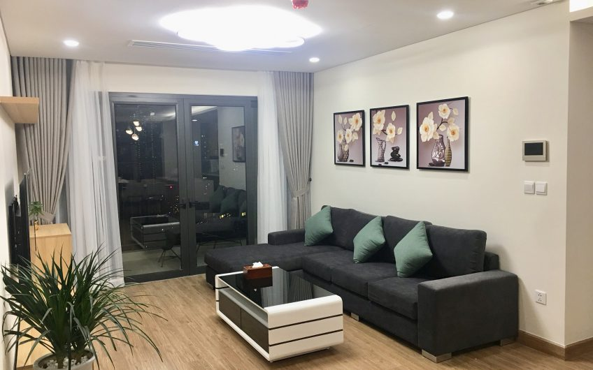 SkyPark 2-bedroom, fully furnished apartment
