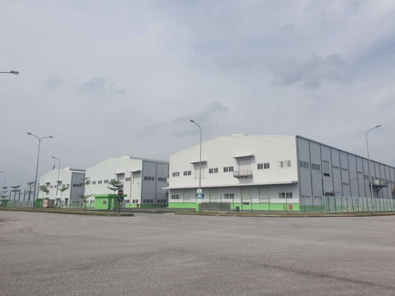 An Phat Industrial Park, Hai Duong – Ready built factory for Lease